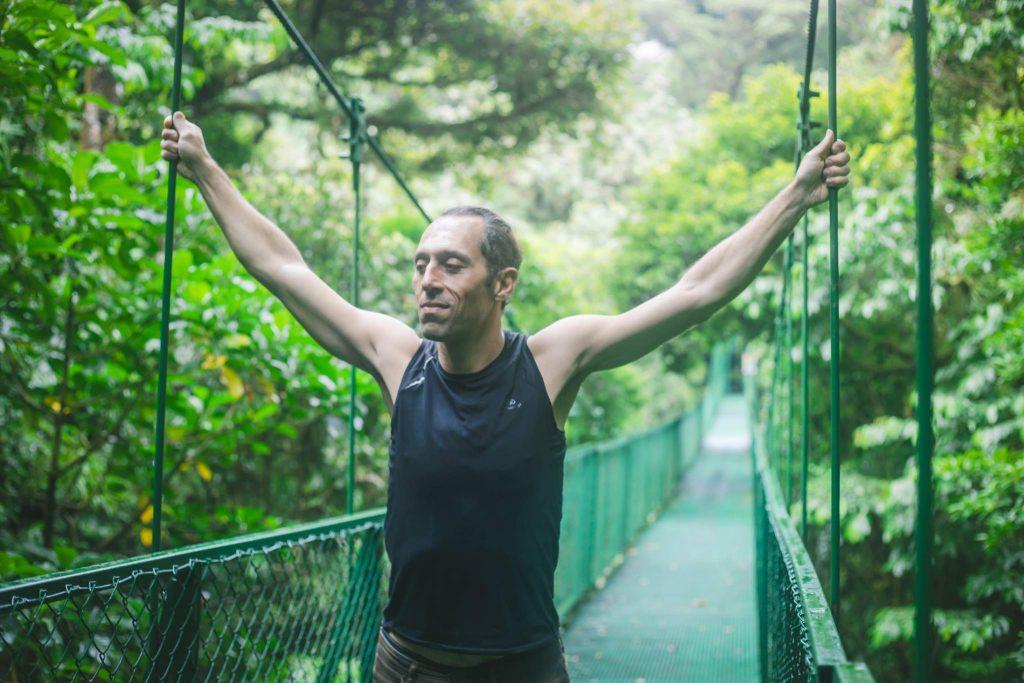 Costa Rica hanging bridges 11