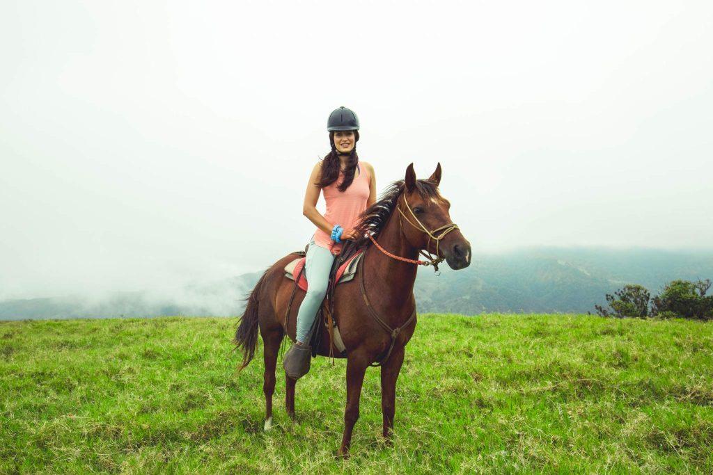 Horsebackriding tour Costa Rica