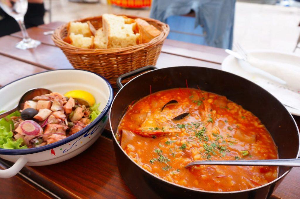 Croatia cuisine pacticada beef