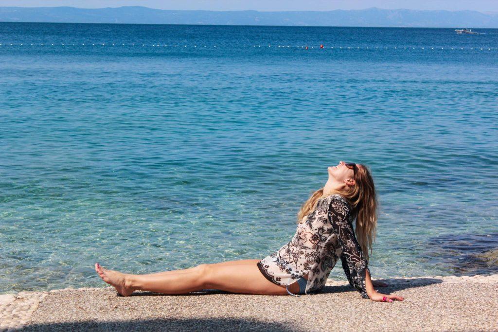 Dalmatia Makarska Riviera .