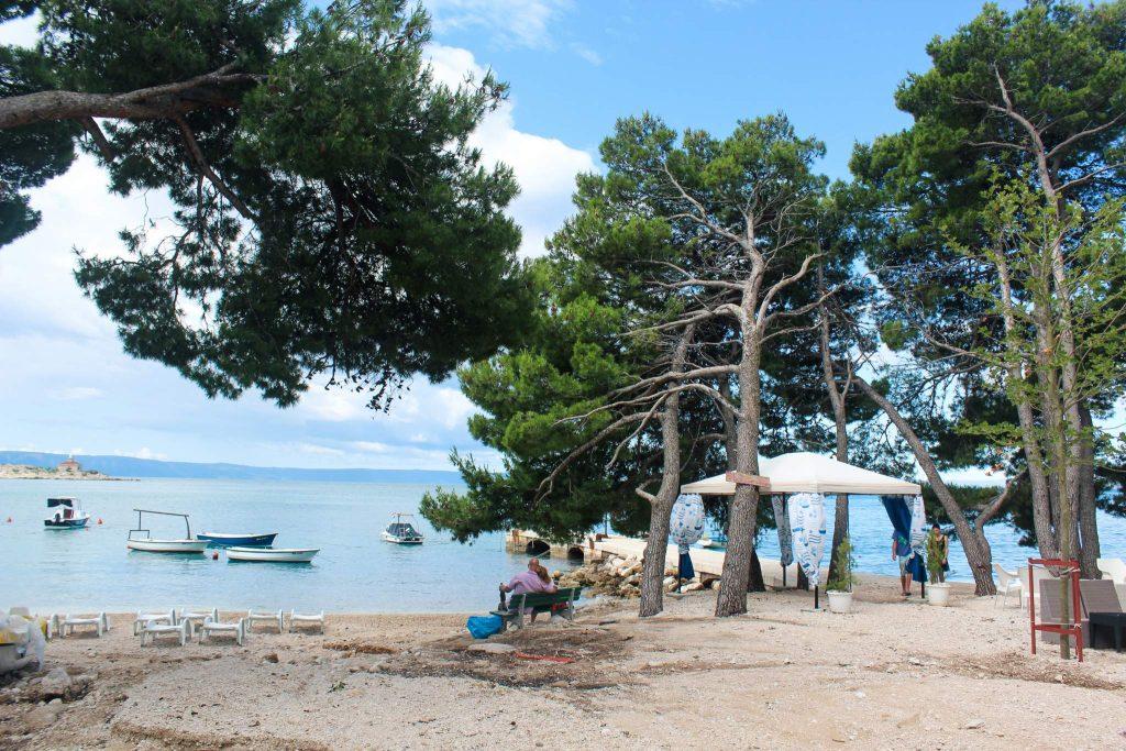Dalmatian coast Croatia beaches . jpg