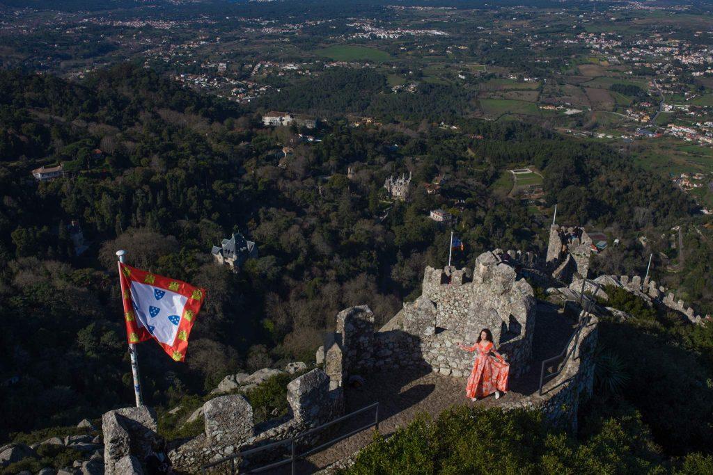 Sintra The Moorish Castle