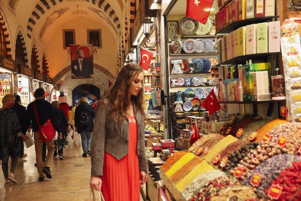 Istanbul Bazaars