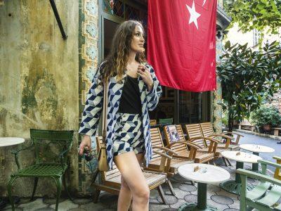 Karakoy Istanbul Turkey