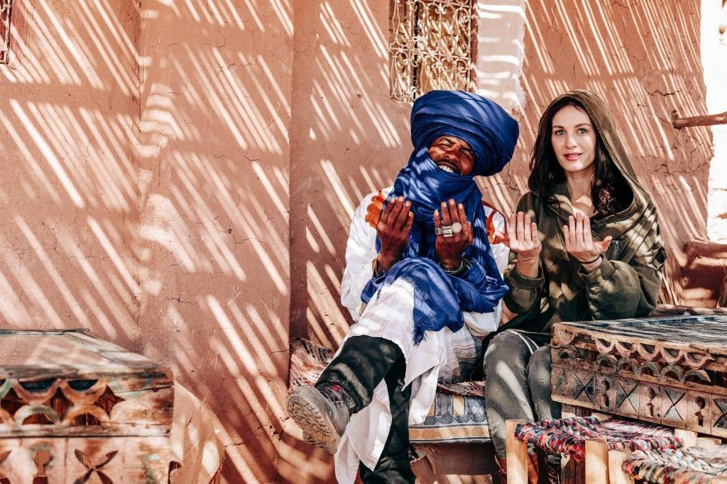 Ait Benhaddou Morocco travel