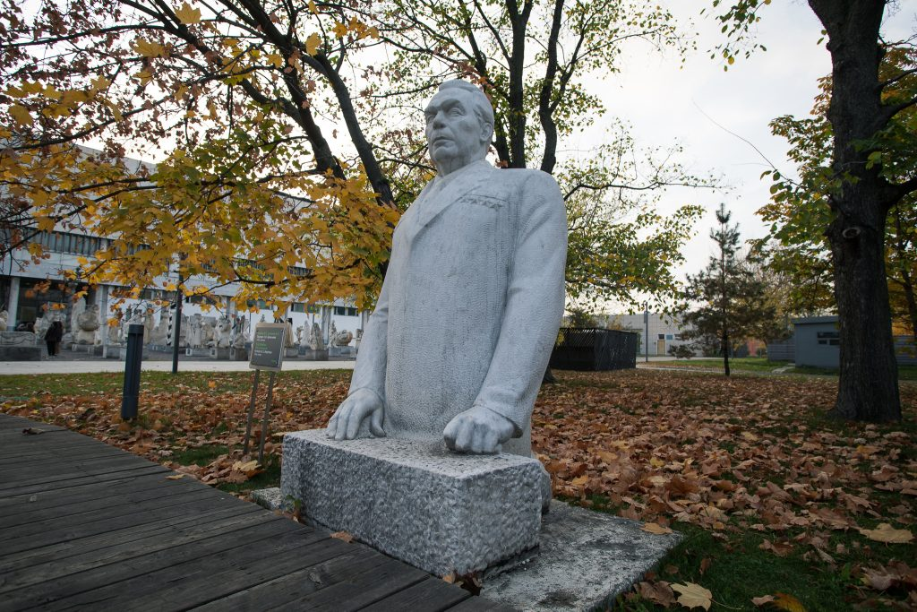 Moscow Parks Muzeon