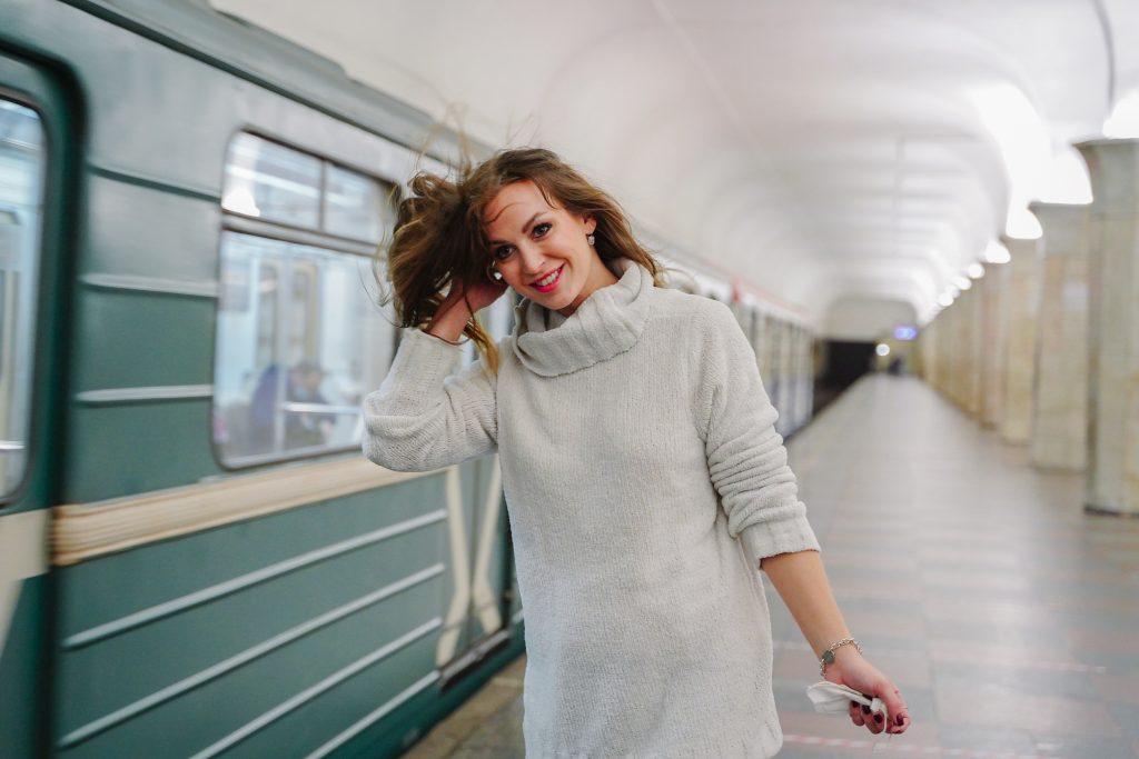Moscow metro safety