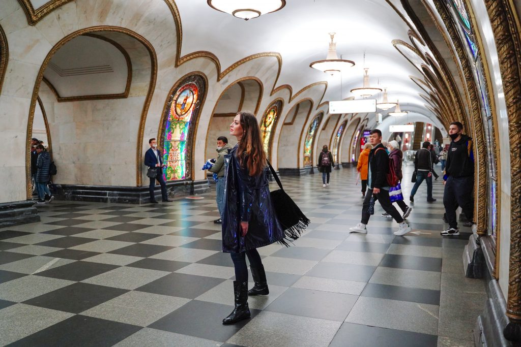 Moscow metro guide