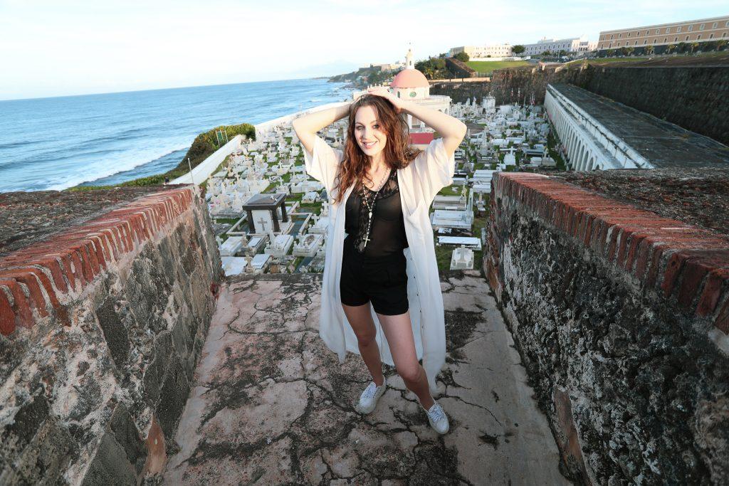 San Juan El Morro travel blog