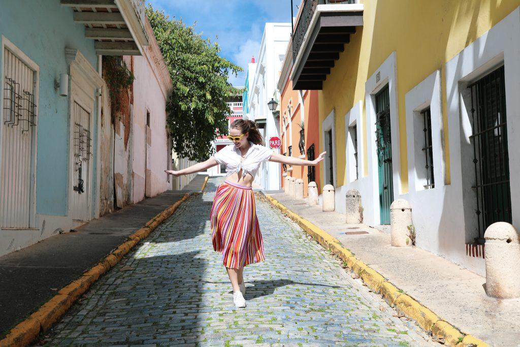 Old San Juan sights