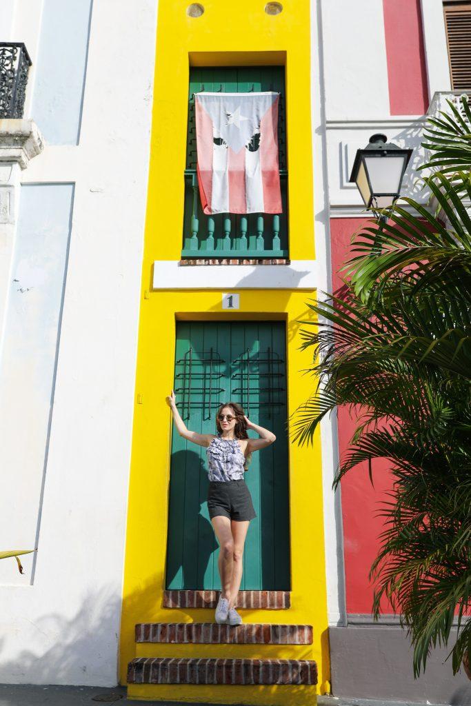 Old San Juan La Casa Estrecha