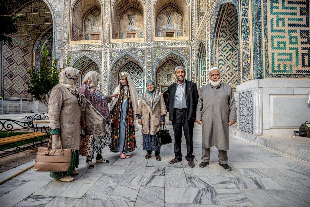 Uzbekistan solo female traveler safety