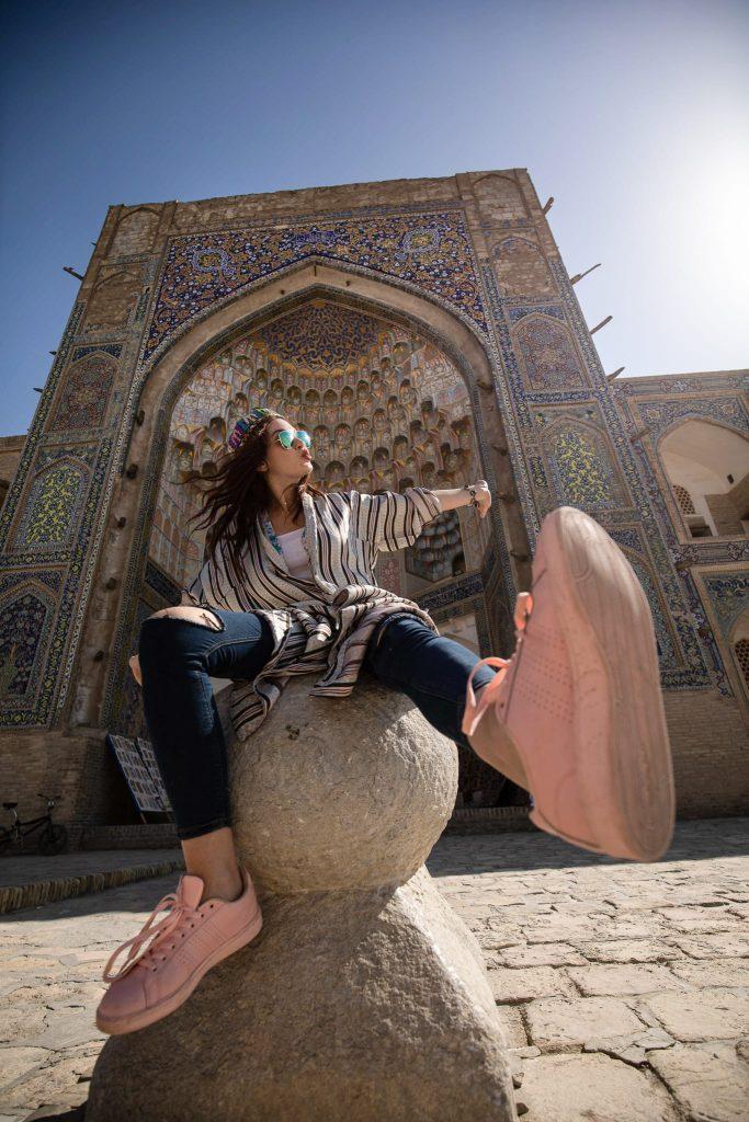 Kalyan Square tour Bukhara