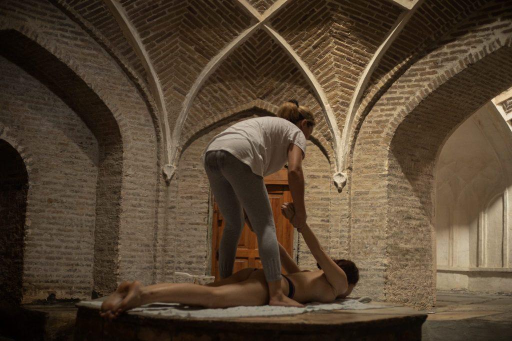 Hammam massage what to expect