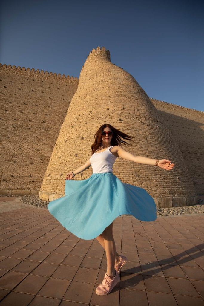 The Ark Fortress Bukhara