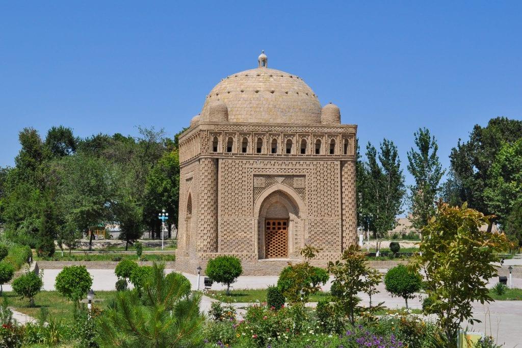 Samanid dynasty mausoleum