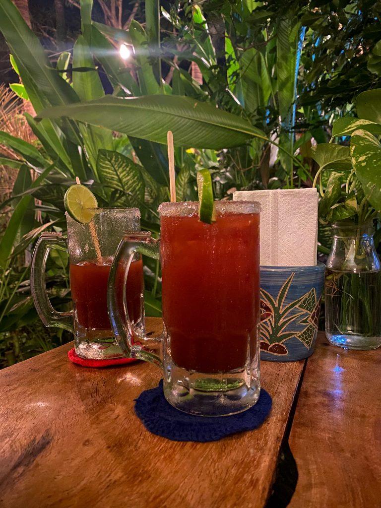 Nicaraguan food and drinks