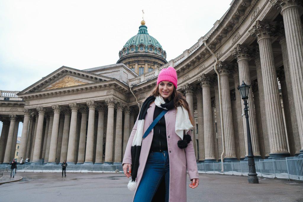 Kazan Cathedral Saint Petersburg