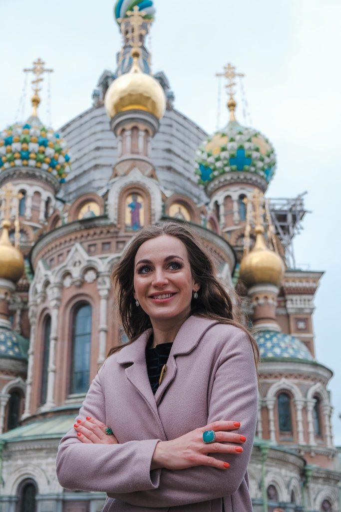 Saint Petersburg travel guide